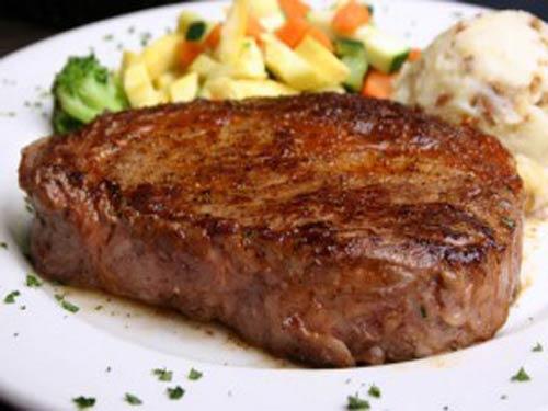 Рецепт отбивные из говядины в духовке